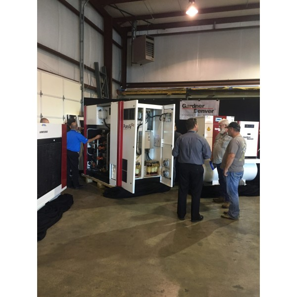Certified Used Air Compressor