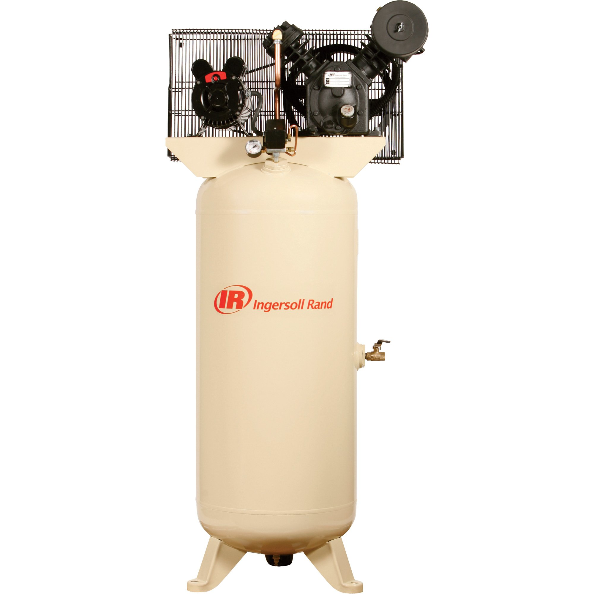 5 hp reciprocating air compressor ingersoll rand 2340n5 v value rh haringacompressor com