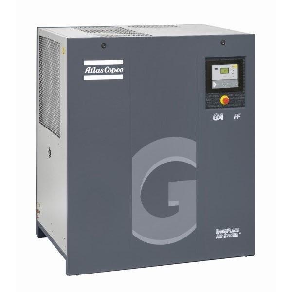 GA30 GA37 GA40 Atlas Copco Compressor Fully Featured