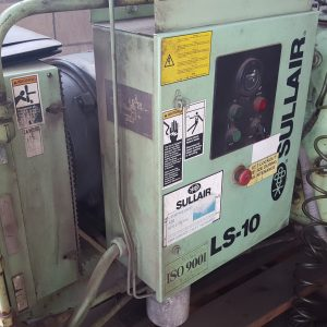 Used 20HP Sullair Air Compressor