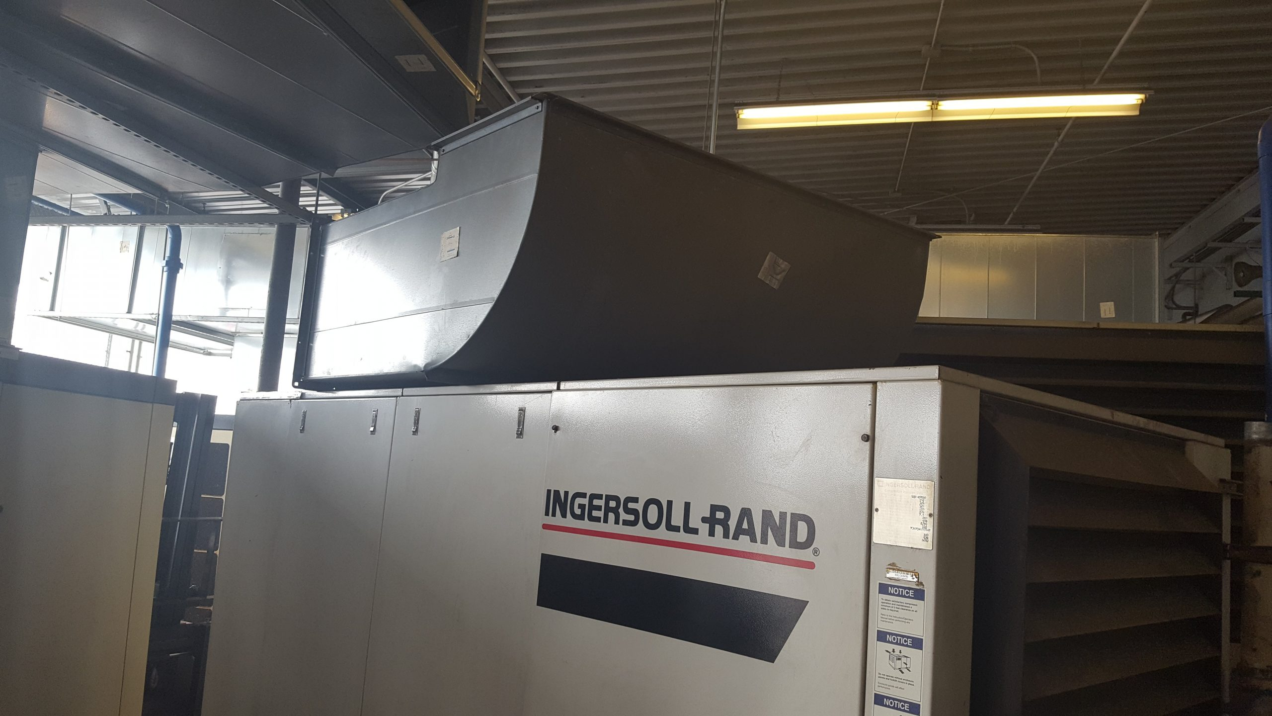 Used Ingersoll Rand EP200 Compressor