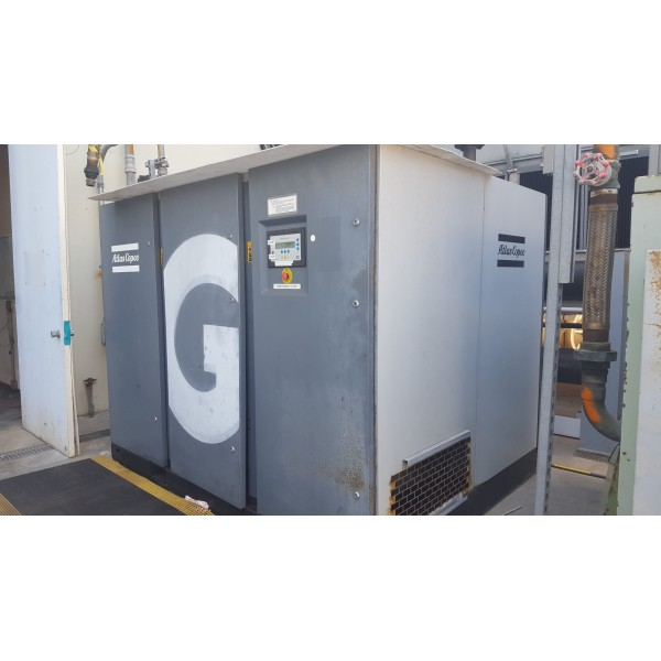 Used Atlas Copco GA90
