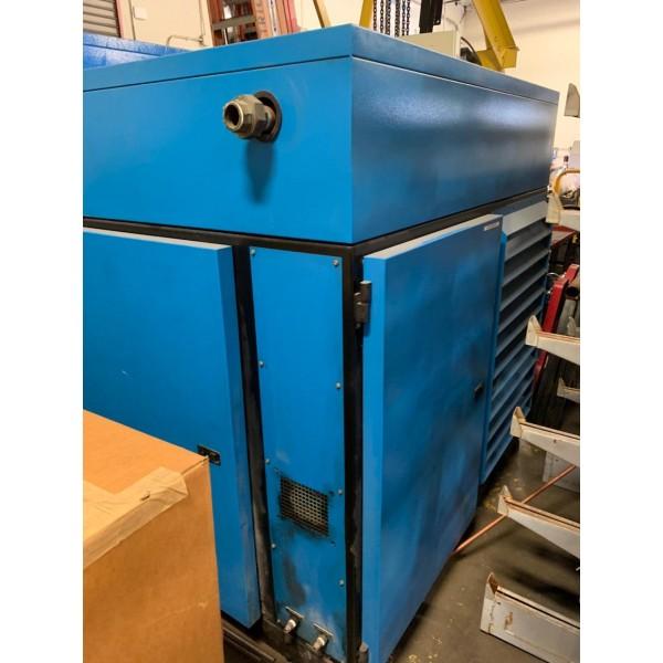 100HP Oil Free Compressor Used
