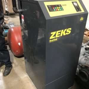 Used Zeks Refrigerated Air Dryer