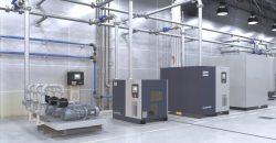 Industrial Vacuum System installation
