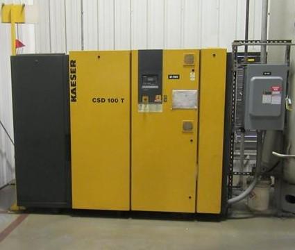 Kaeser Air Compressor Service