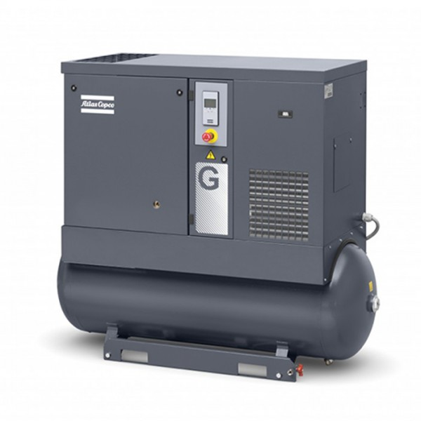 Atlas Copco Compressor Maintenance