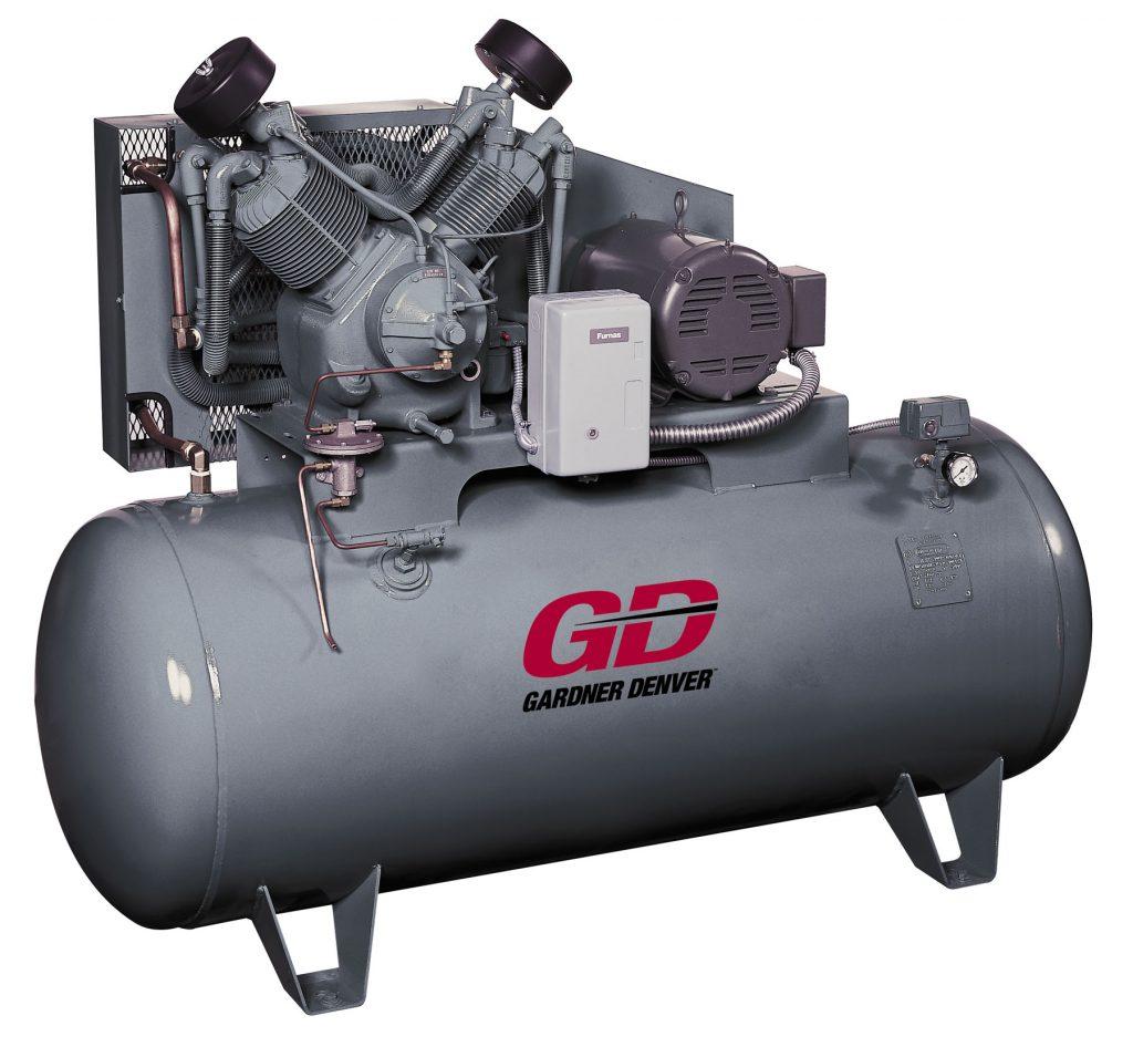 Gardner Denver Rental Compressor